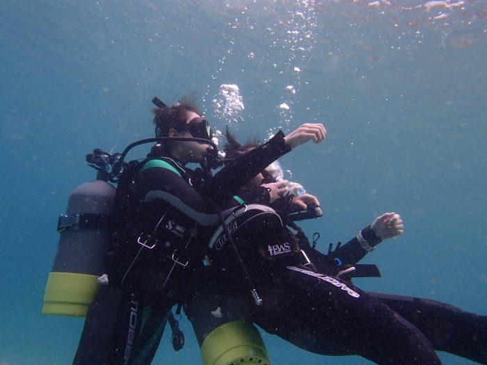 レスキュー海洋実習