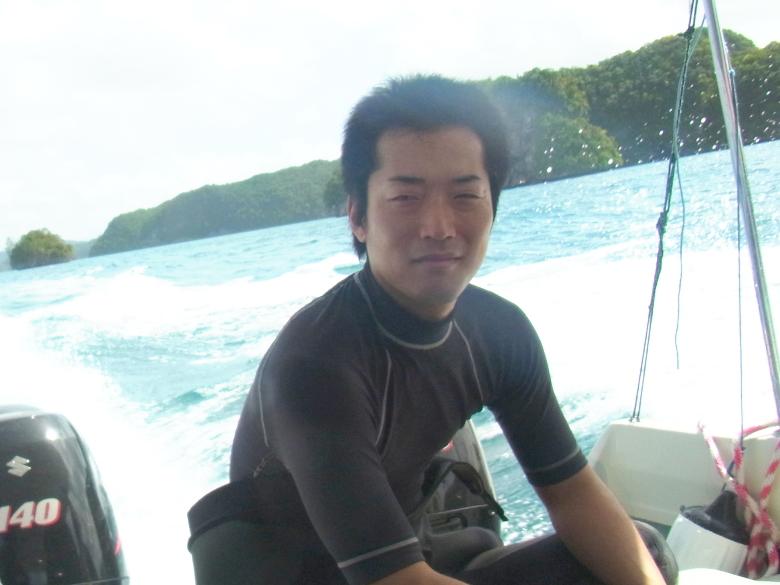 潜水士 小磯