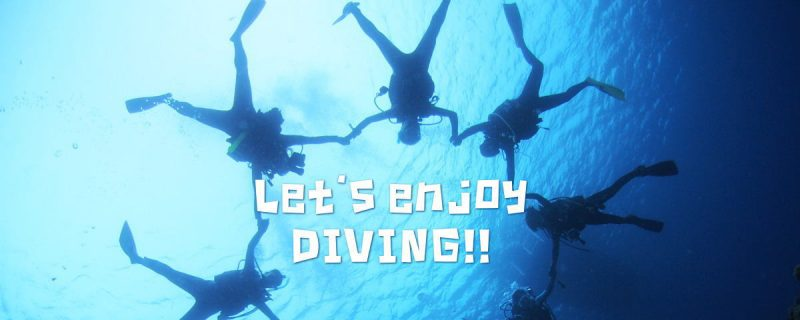 ダイビングスクールコース